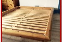Wooden Bed Frame King Size Gumtree