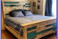 Wooden Bed Frames Queen Diy