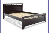 Wooden Platform Bed Frame Queen