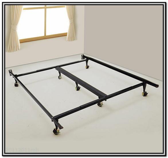 Adjustable Metal Bed Frame King