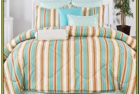 Aqua And Coral Bedding Sets
