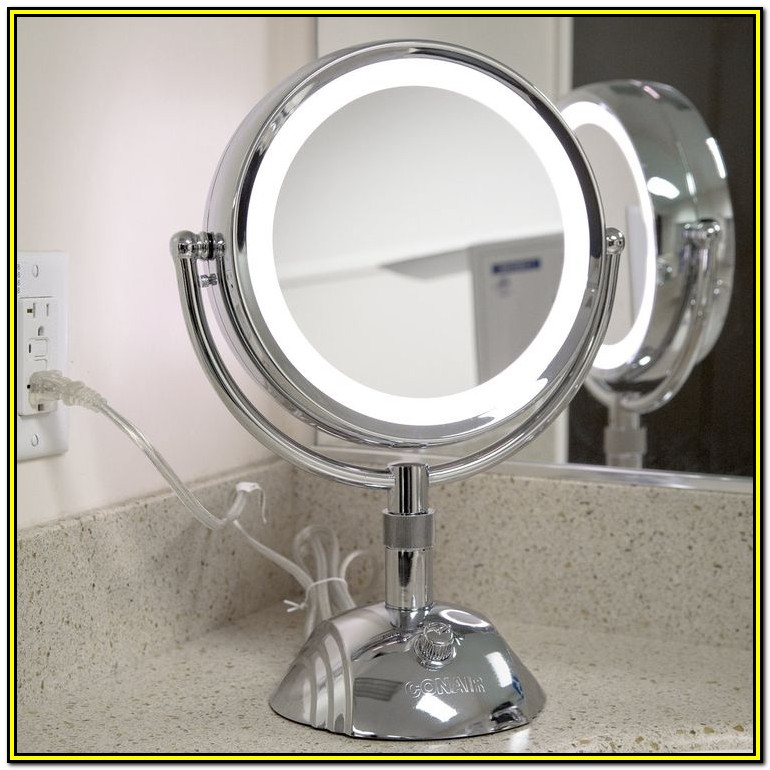 Bed Bath And Beyond Conair Makeup Mirror
