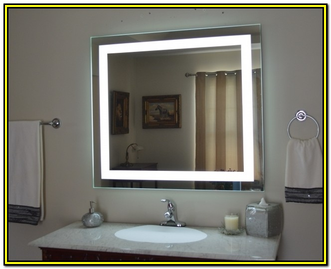 Bed Bath And Beyond Vanity Wall Mirror