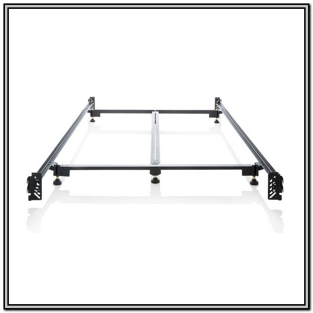 Bed Frame With Headboard And Footboard Hooks