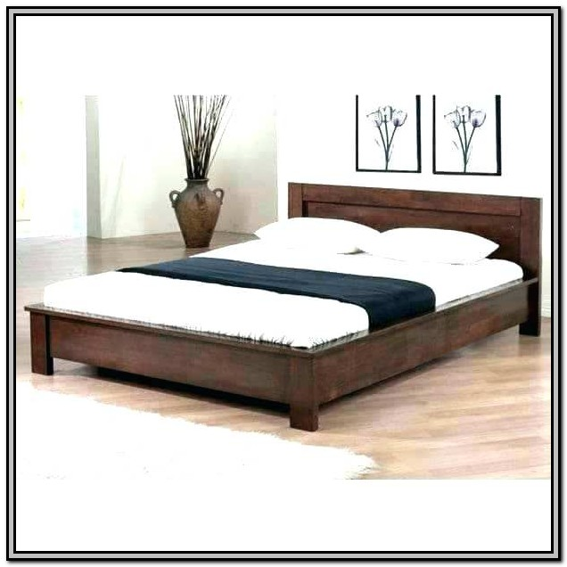 Bed Frames With Headboard Near Me