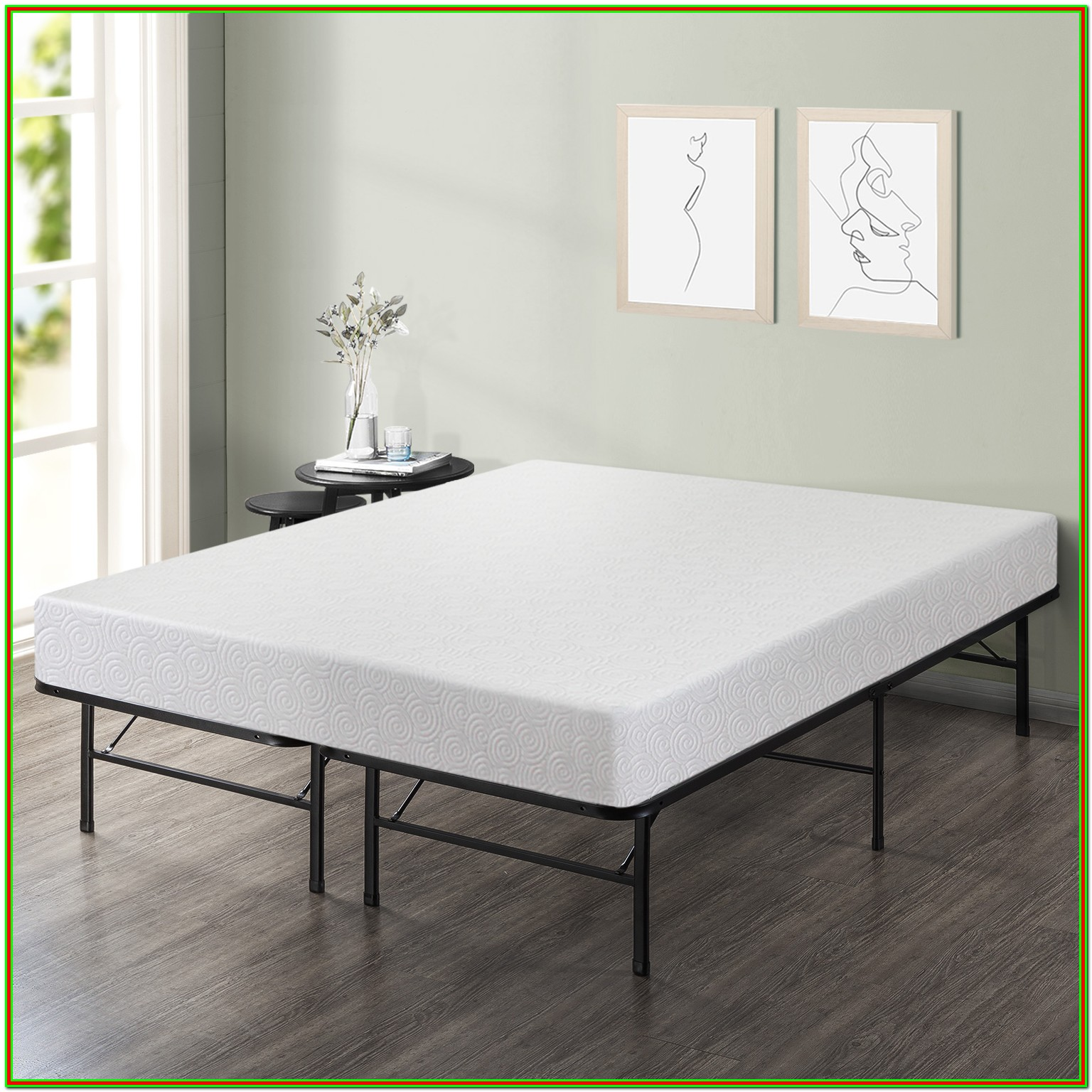 Best Mattress Thickness For Platform Bed
