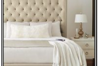 Cal King Tufted Bed Frame