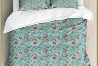 Coral And Aqua Bedding Uk