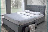 Double Bed With Drawers On One Side