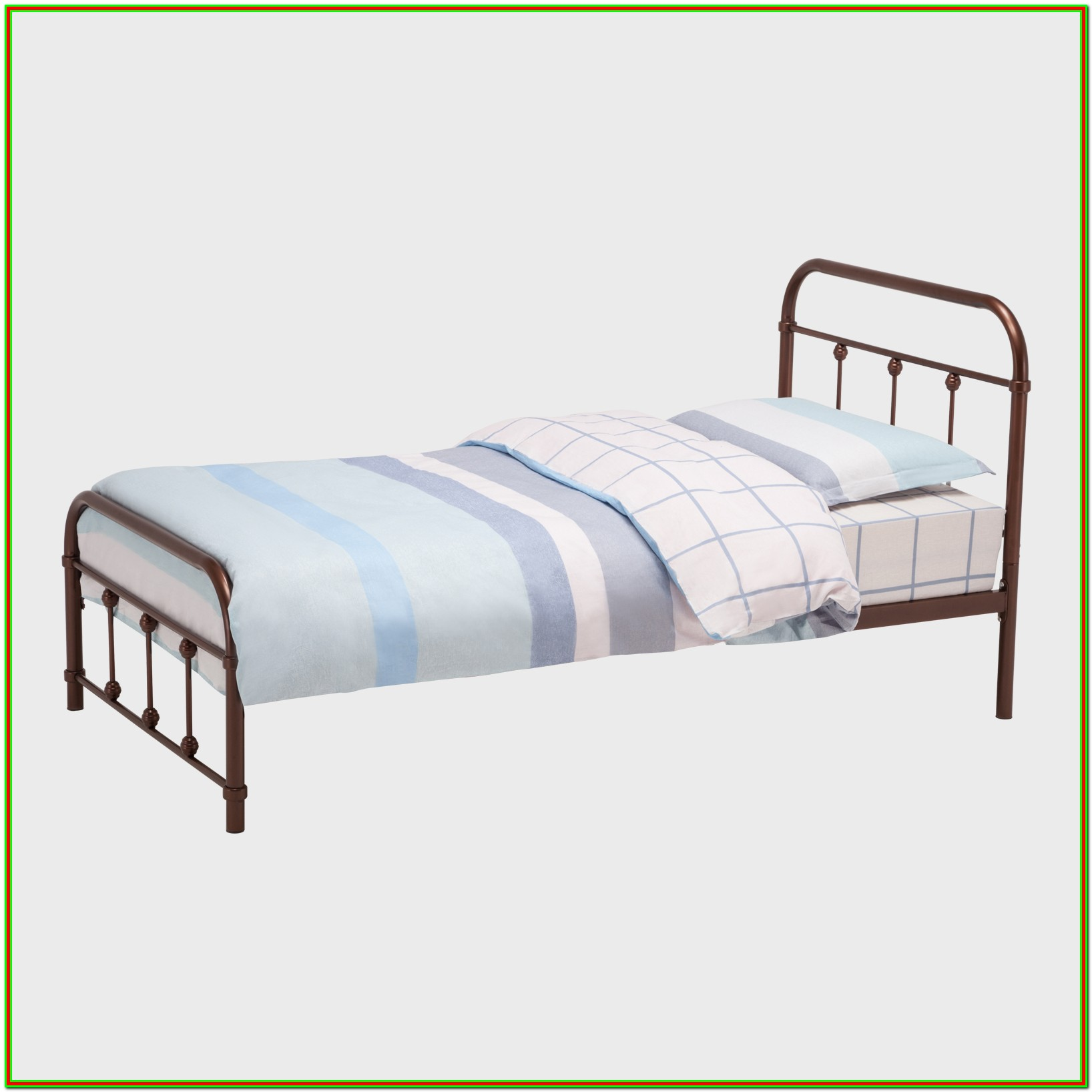 Full Bed Frame With Headboard And Footboard