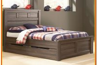 Full Size Bed Set With Trundle