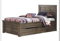 Full Size Trundle Bed Ashley Furniture
