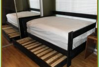 Full Size Under Bed Trundle Frame