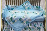 John Deere Crib Bedding Set
