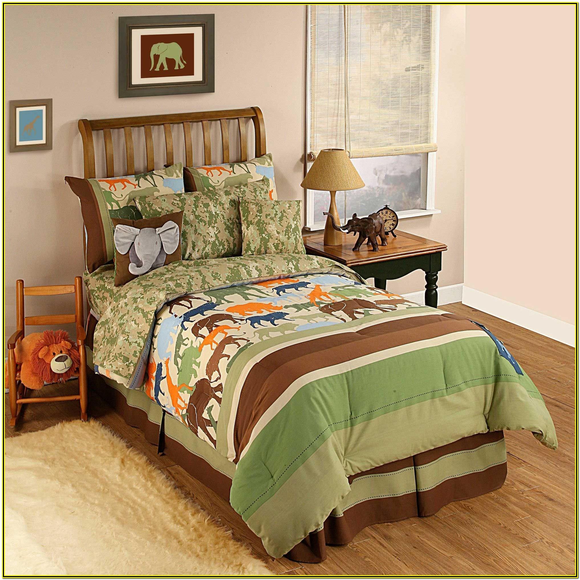 Little Boy Twin Bedding Sets