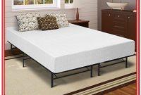 Memory Foam Mattress Bed Frame Set