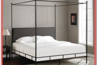 Metal Canopy Beds King Size
