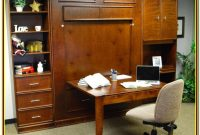 Murphy Bed With Desk Designs