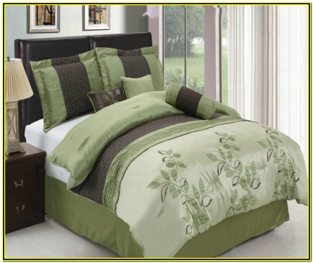 Palm Tree Comforter Sets