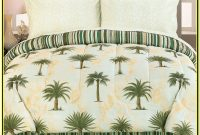 Palm Tree Quilt Sets