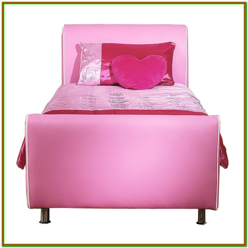 Pink Full Size Bed Frame