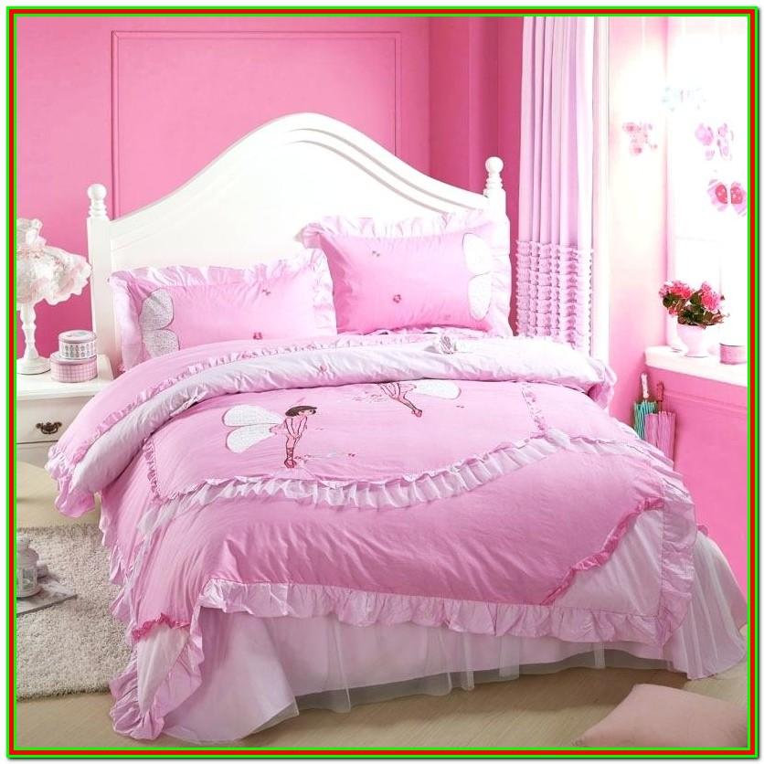 Pink Full Size Bedroom Set