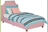 Pink Full Size Platform Bed