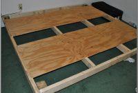 Plans For Building King Size Bed Frame