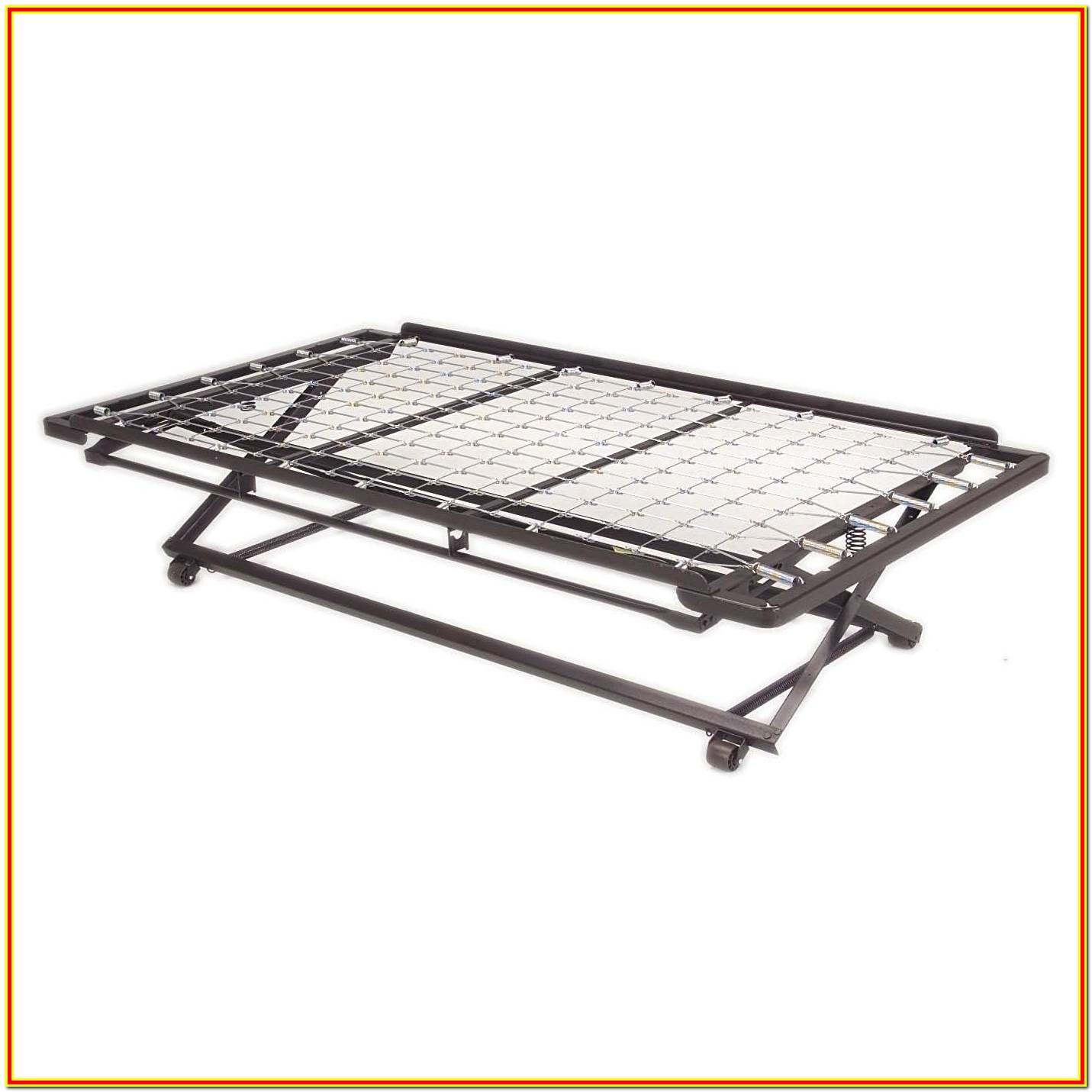 Pop Up Trundle Bed Frame Daybed
