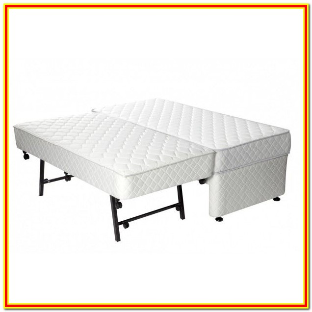 Pop Up Trundle Beds With Mattress