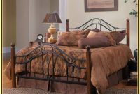 Queen Bed Frame Wood Headboard