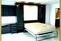 Queen Murphy Bed With Desk Kit
