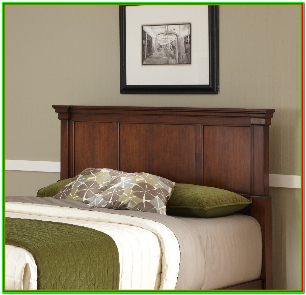 Queen Size Bed Headboard Design