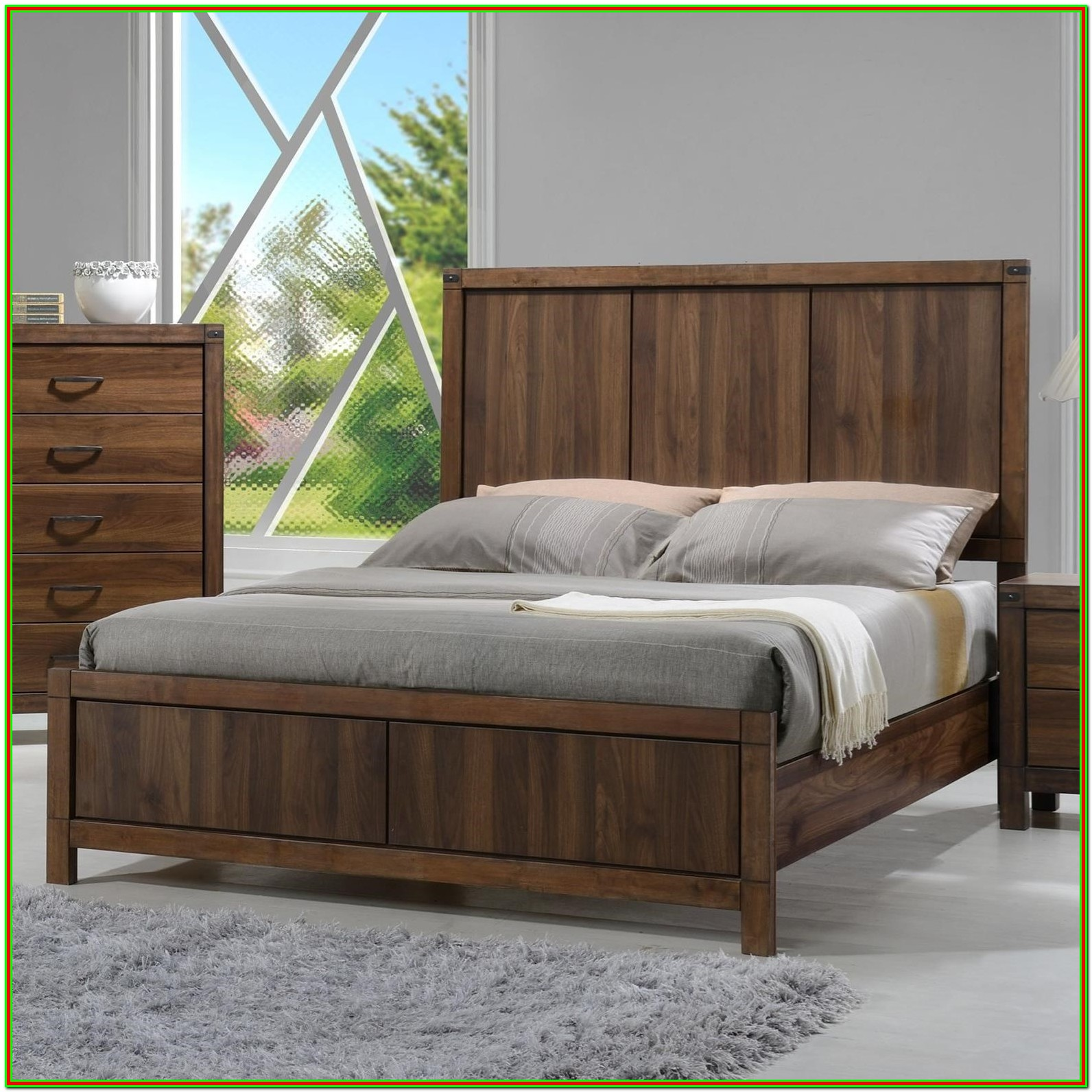 Queen Size Bed Rails For Headboard And Footboard