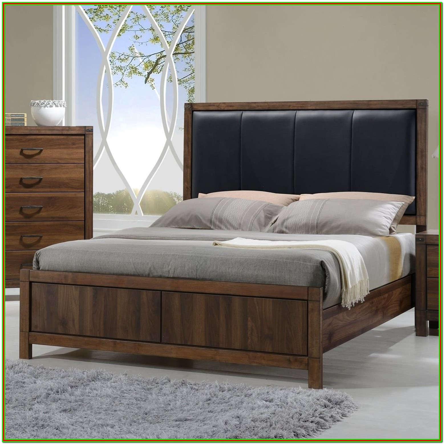 Queen Size Headboards And Footboards