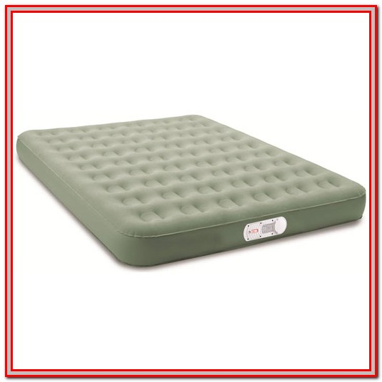 Queen Size Inflatable Air Bed Mattress