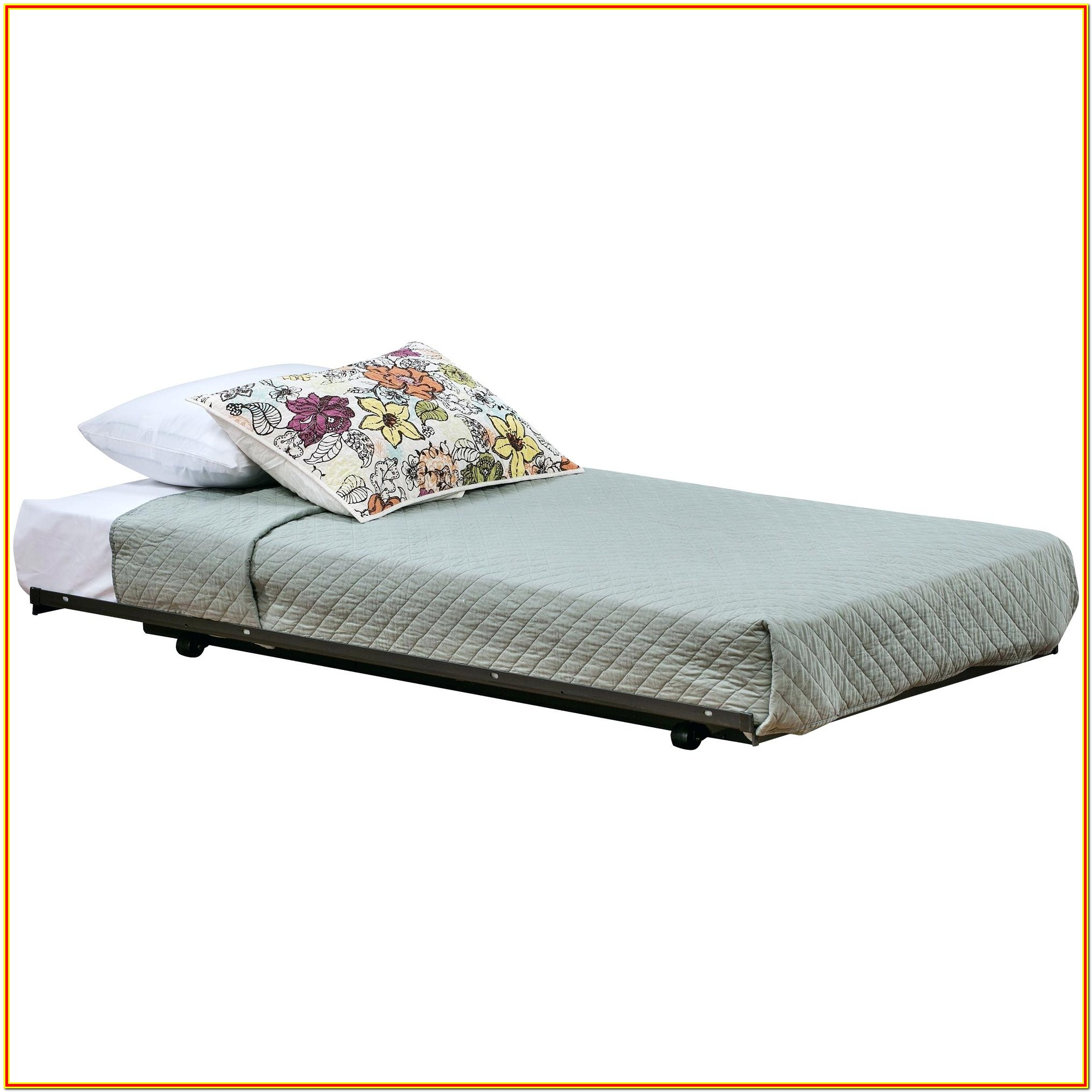 Sears Pop Up Trundle Bed Frame