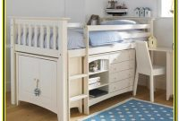 Senger Twin Low Loft Bed With Storage
