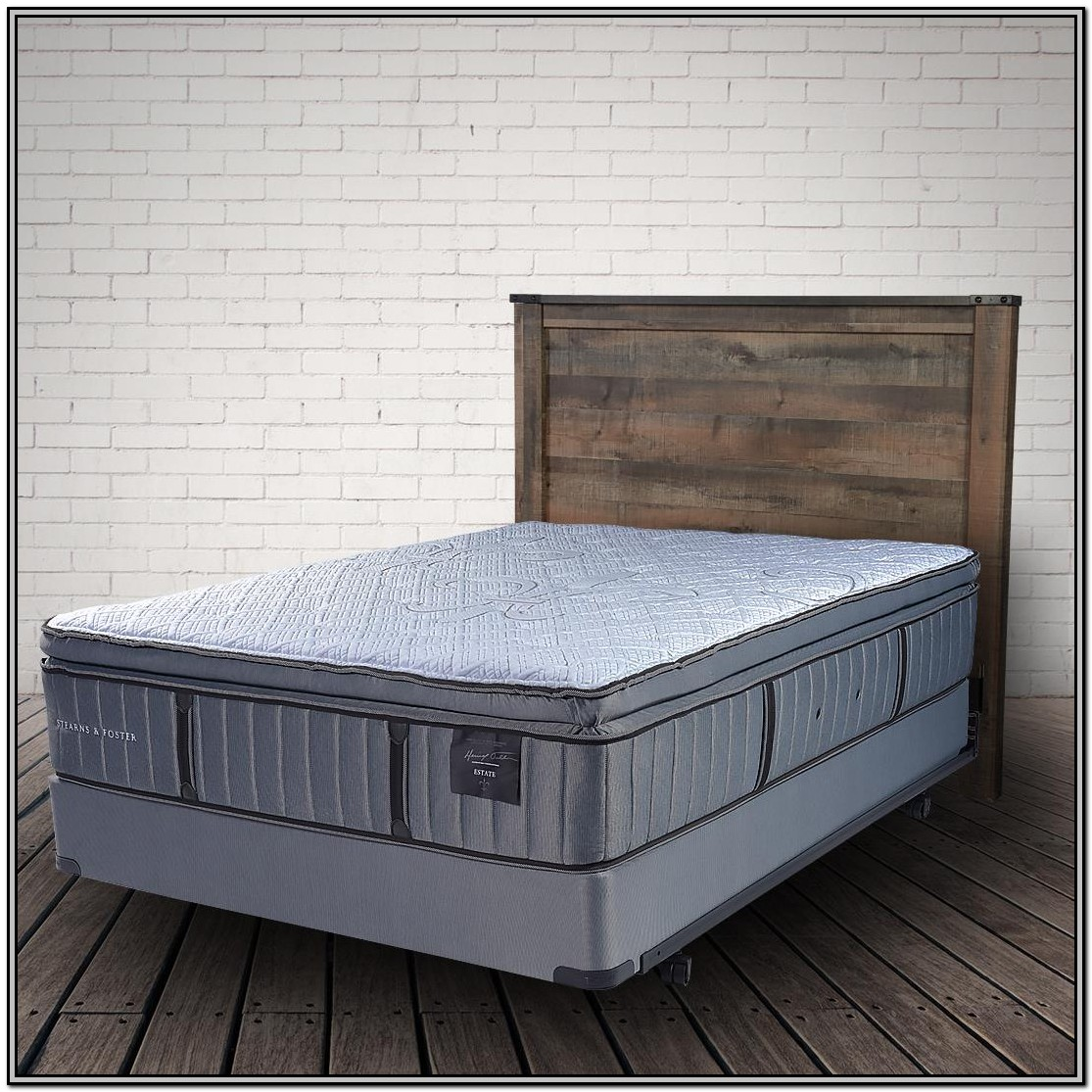Stearns And Foster Adjustable Bed Frame