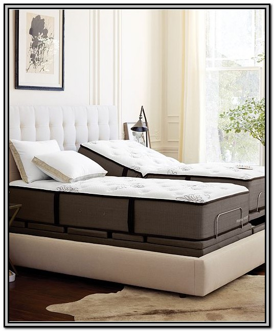 Stearns And Foster Reflexions 7 Adjustable Bed
