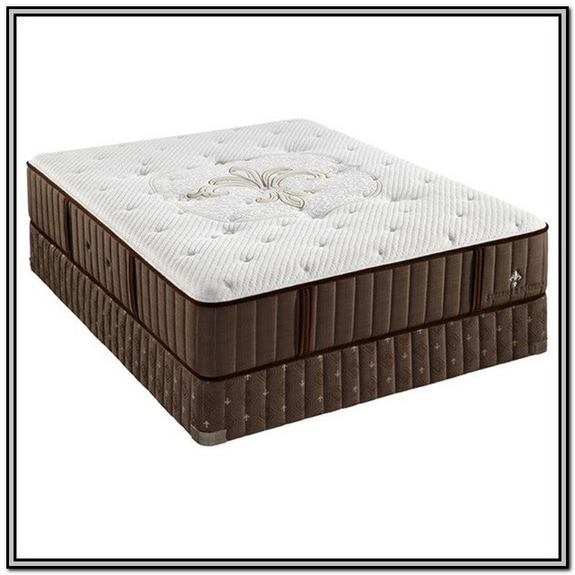 Stearns And Foster Split King Adjustable Bed