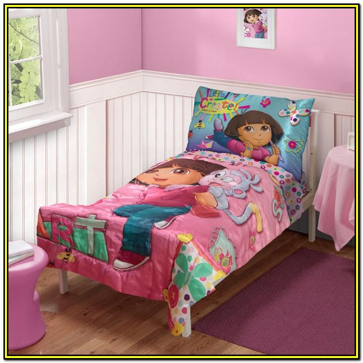 Toddler Bed Comforter Sets