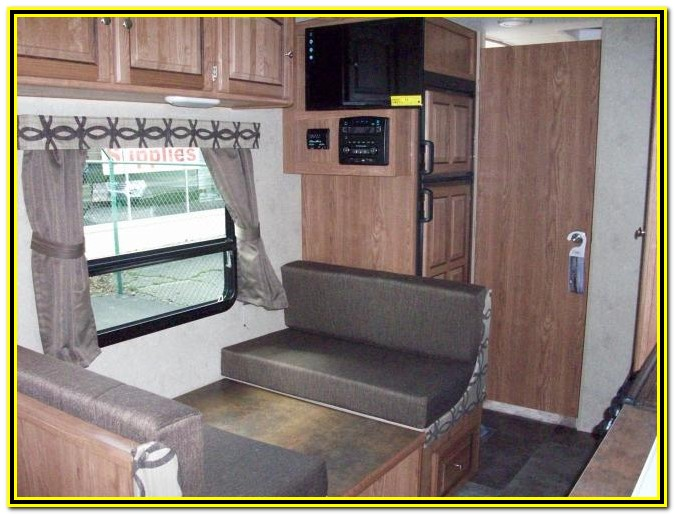 Travel Trailer With Murphy Bed And Slide Out