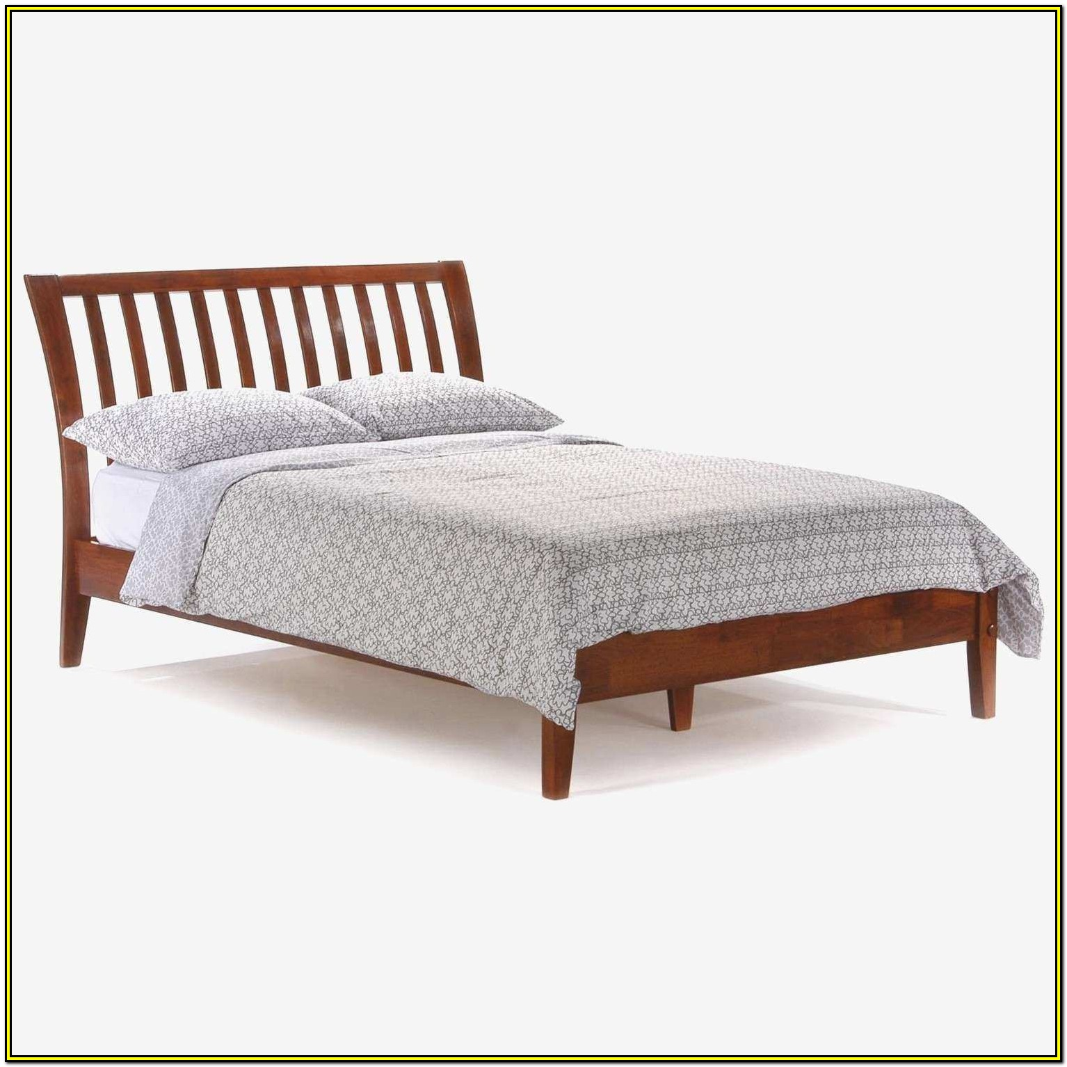 Twin Extra Long Platform Bed Frame