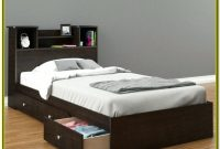 Twin Platform Bed With Storage Big Lots