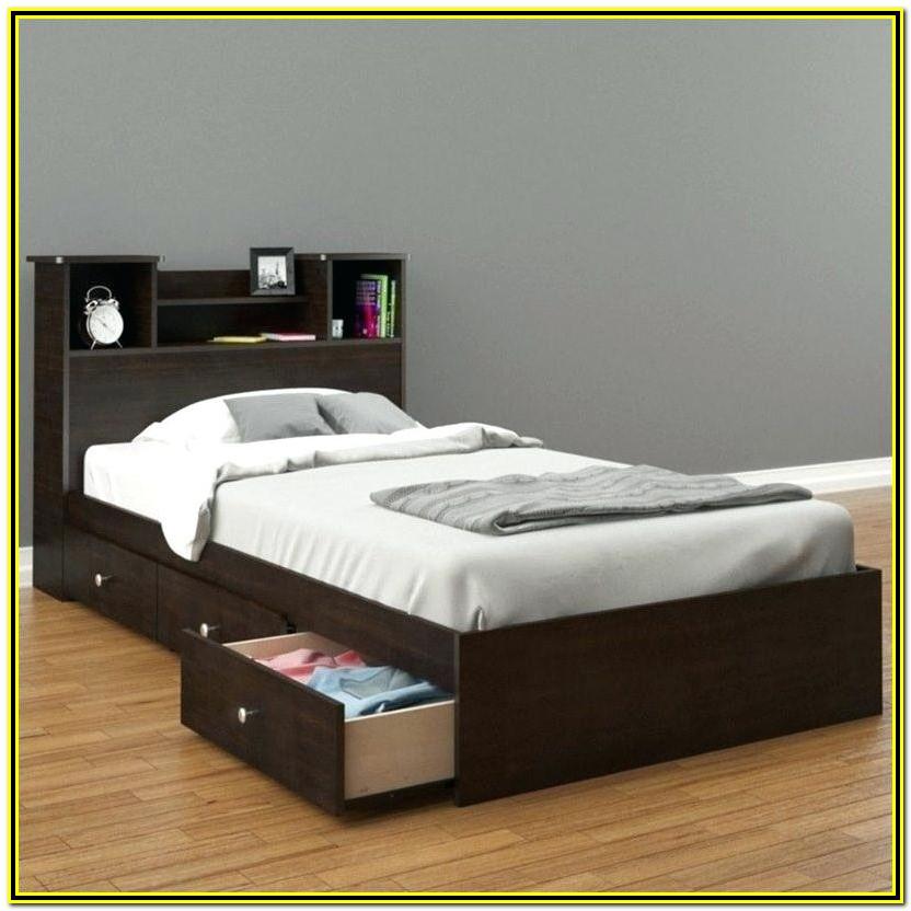 Twin Platform Bed With Storage Big Lots