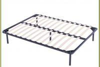 Twin Size Wood Platform Bed Frame