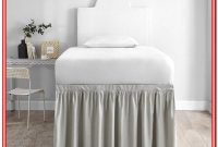 Twin Xl Bed Skirt 18 Inch Drop