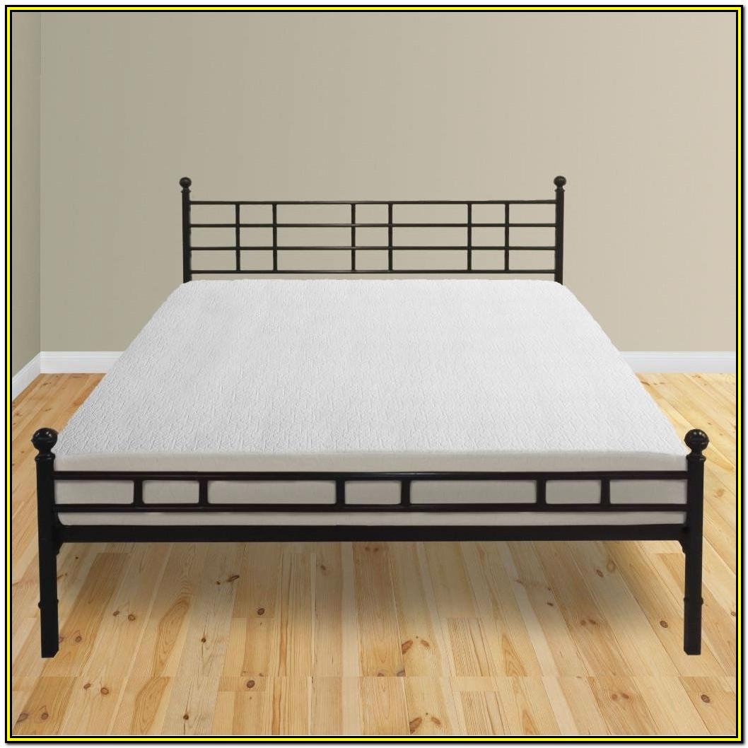 Twin Xl Platform Bed Frame With Headboard