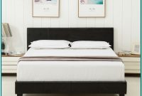 Upholstered Queen Bed Frame With Headboard